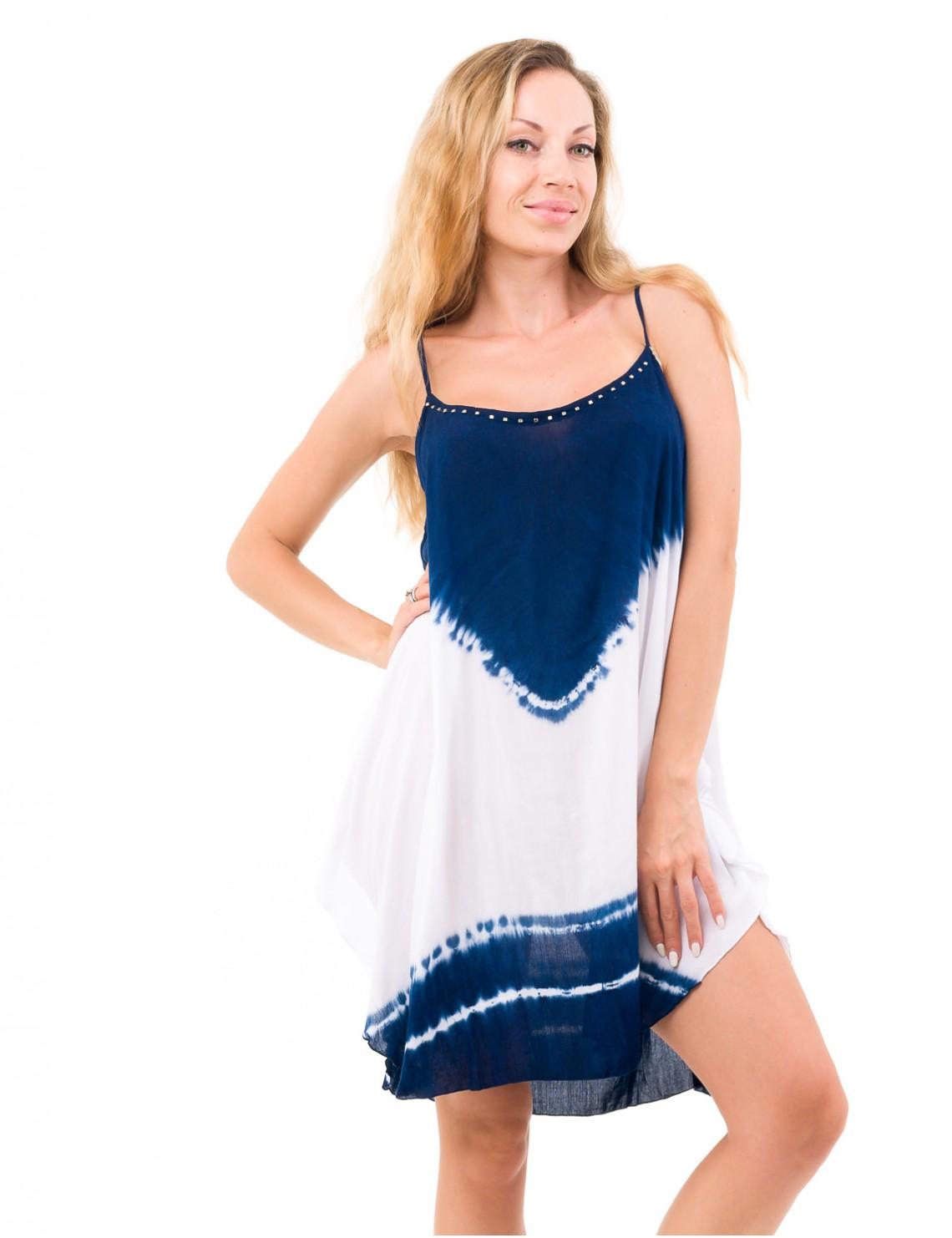 Vaya Poncho - Td V Style Navy Blue