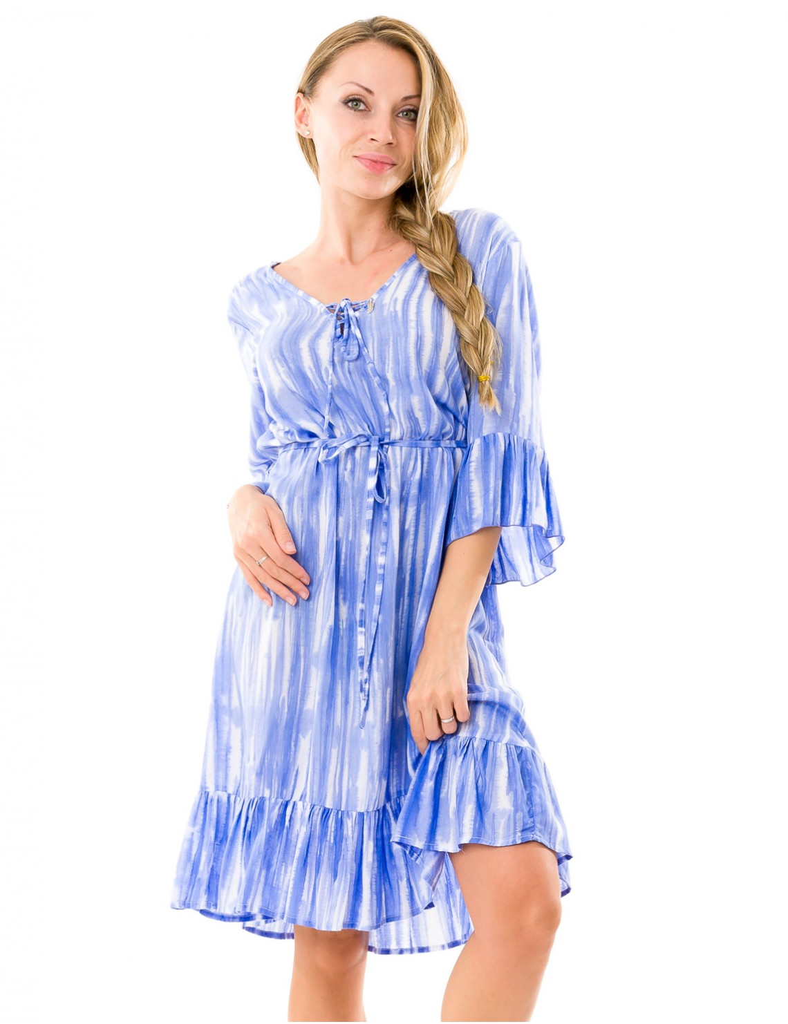Lily Jane Dress - Picasso Persian