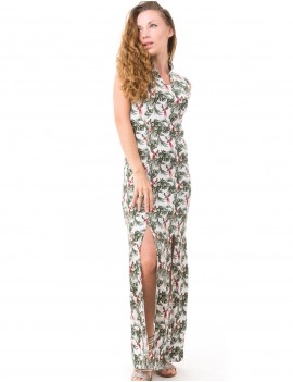 Chang Rai Dress - Rio Vertiver & Flamingo