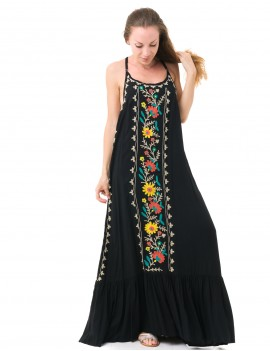 Paola Dress - Black