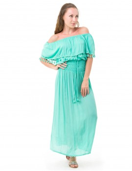 Angel Dress - Mint