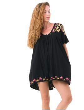 Maria Playsuit - Black
