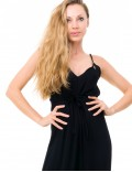 Maeva Jumpsuit - Black