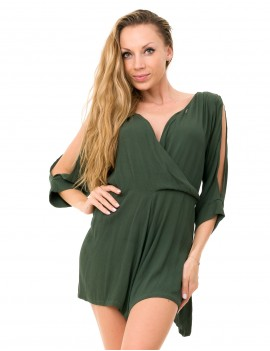 Dewi Playsuit - Vertiver
