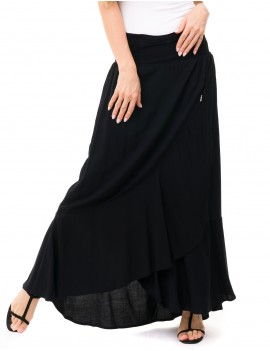 Gypsy Skirt - Black