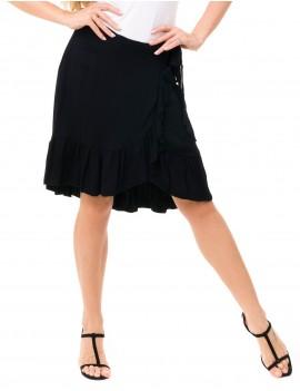 Flamengo Skirt - Black