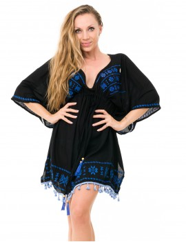 Dafne Cover Up - Black