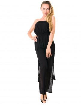 Cevilia Jumpsuit - Black
