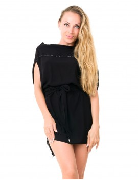 Fazah Dress - Black