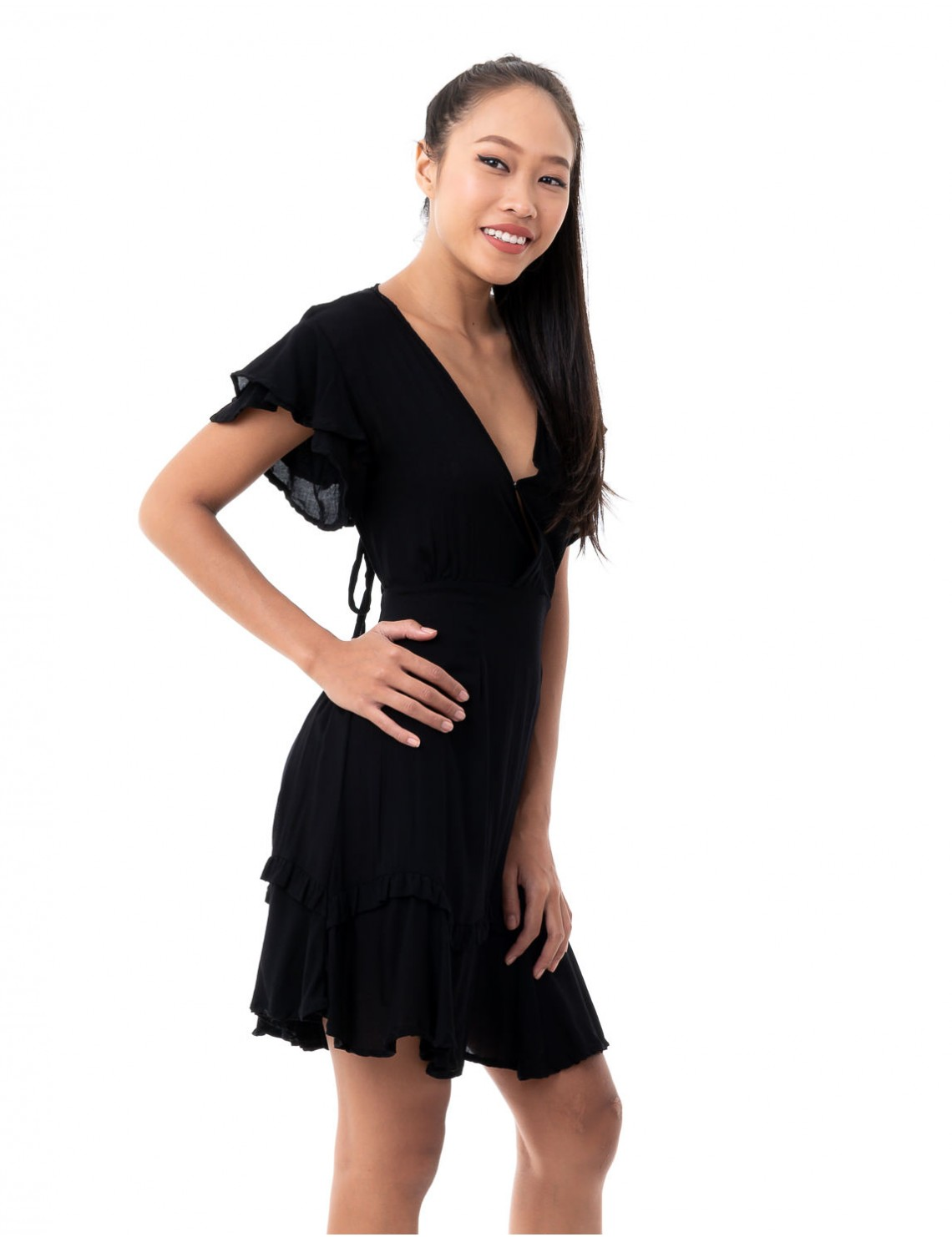 Dress Angel - Black