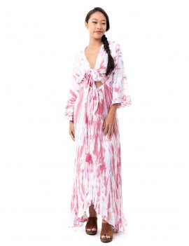 Dress Sevilla - Picasso Cashmere Pink