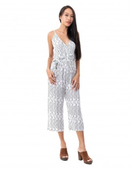 Jumpsuit Ambre - Bamboo Olivine