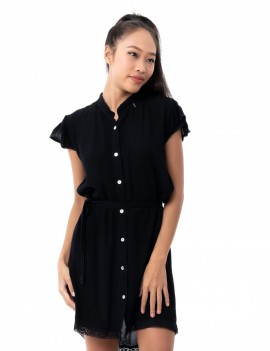Dress Riviera - Black