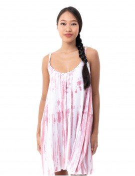 Dress Tara 2 - Picasso Cashmere Pink