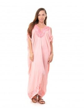 Dress Sali - Dusty Pink