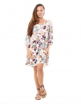 Cover Up Rosa - Japonese Floral White