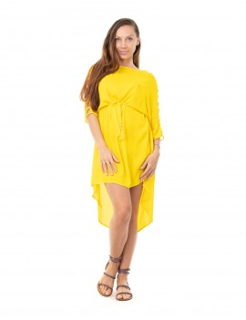 Cover Up Acia Kaftan - Saffran Soft