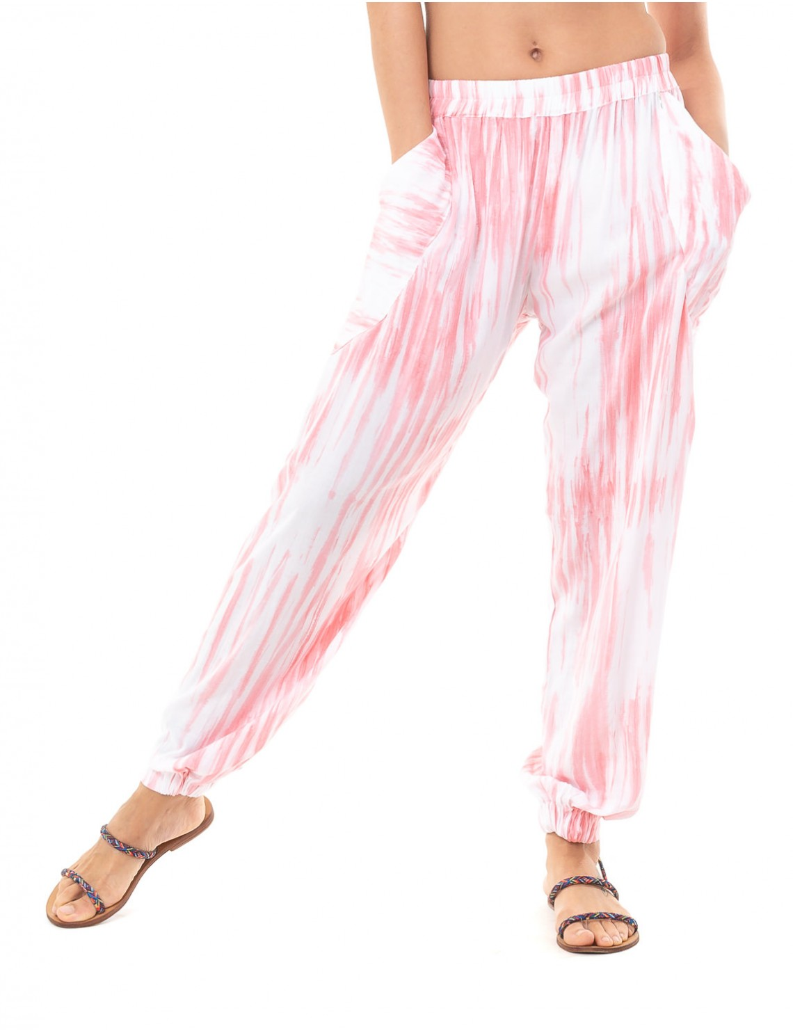 Pant Zaria - Td Picasso Dusty Pink