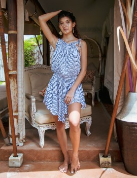 Dress Prune - Bamboo Blue