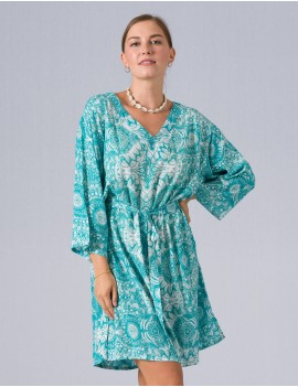 Ali Cover Up - Agra Tile