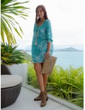 Rosa Cover Up - Agra Tile