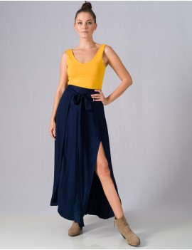 Bandita Skirt - Mood Indigo