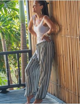Bali Pant - Riviera Vetiver