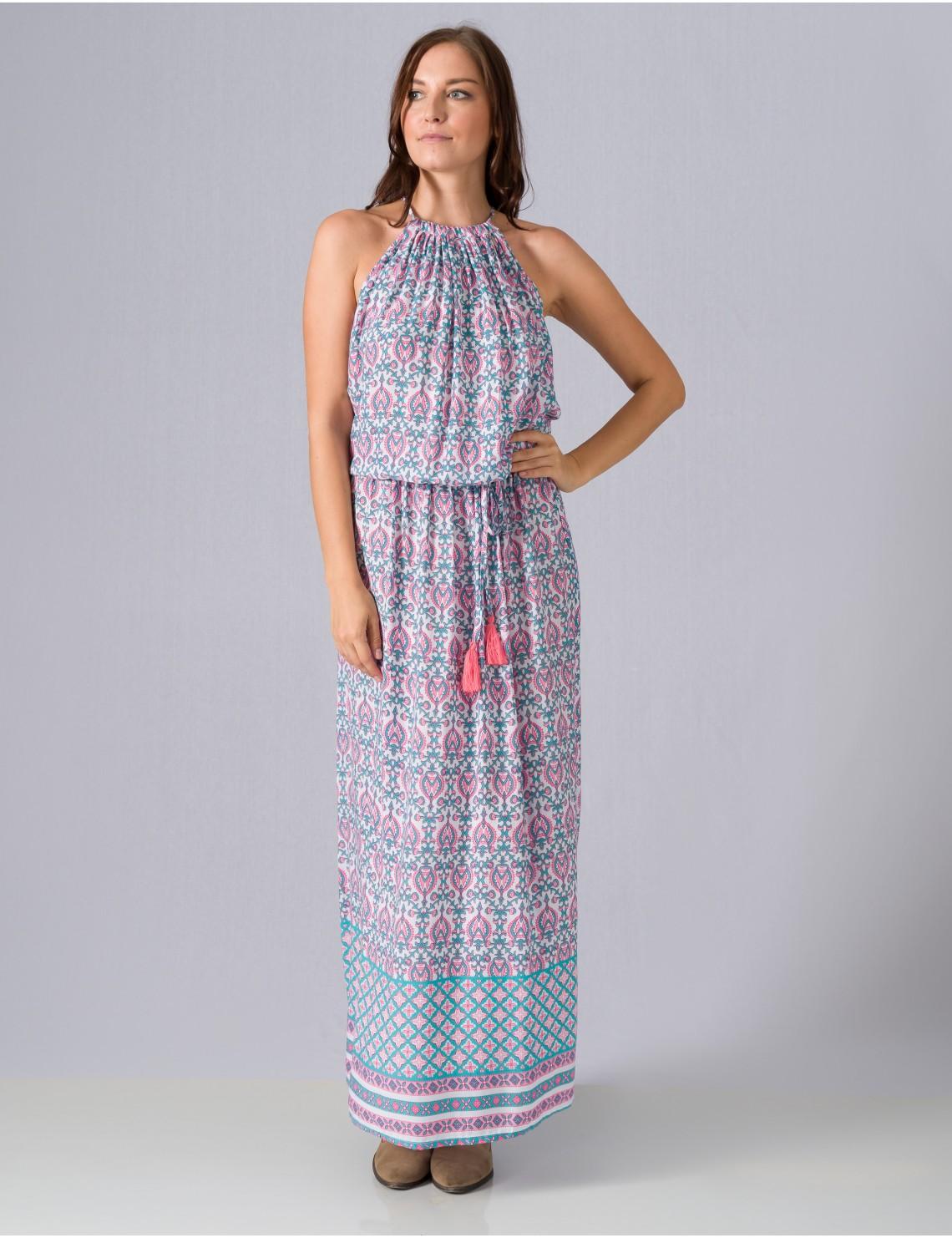 Kaya Dress - Matala Turkish